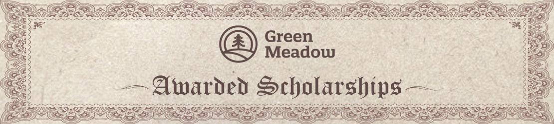 Awarded Scholarships