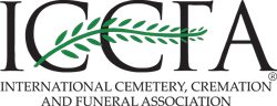 Member of the International Cemetery, Cremation and Funeral Association
